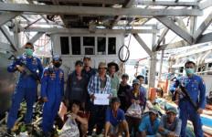 2 Kapal Asing Masuk Perairan Natuna Disikat Ditpolair Baharkam Polri, Mantap - JPNN.com