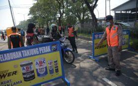 Pengendara yang KTP-nya Tertinggal di Jembatan Suramadu Bisa Ambil di Satpol PP Surabaya- JPNN.com Jatim