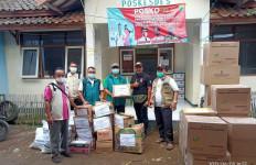 Kemensos Berikan Bansos dan Dampingi Korban Bencana Alam di Cianjur - JPNN.com