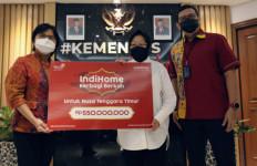 Mensos Risma Ajak Masyarakat Tangani Korban Bencana Alam hingga Stunting - JPNN.com