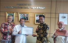 Raih SK LAZ Provinsi, Taman Zakat Siap Berekspansi - JPNN.com