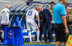 Prancis Beri Perkembangan Terbaru soal Kondisi Karim Benzema - JPNN.com