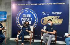 IPW dan 99 Group Berkolaborasi Gelar Golden Property Awards 2021 - JPNN.com