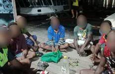 7 Warga Negara Papua Nugini Diamankan Polda di Perairan Jayapura - JPNN.com