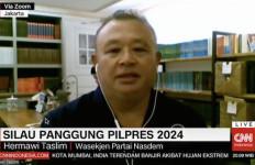 Siapa Pengganti Jokowi pada Pilpres 2024? Politikus Nasdem Hermawi Taslim Bilang Begini - JPNN.com