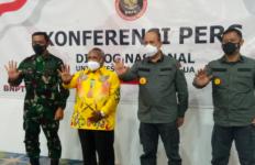 Komjen Boy Rafli Mengunjungi Freeport Indonesia, Beri Pesan Khusus Ini - JPNN.com