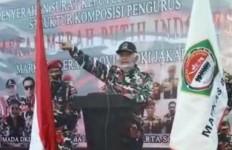 Sah, Syamsu Djalal Kukuhkan Pengurus Markas DKI LMPI - JPNN.com