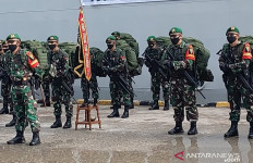 KKB Masih Terus Berulah, 400 Prajurit TNI Dikirim ke Papua - JPNN.com
