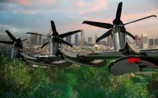 Archer Aviation Meluncurkan Taksi Terbang Pertama Bernama Maker