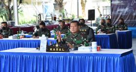 Begini Cara Laksamana Yudo Mengukur Kesiapan Tempur Prajurit TNI AL