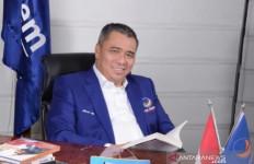 Pemerintah Ingin Revisi UU ITE, Begini Sikap NasDem - JPNN.com