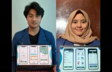 Mahasiswa ITS Membuat Aplikasi SI-ASIN, Mempermudah Melihat Data Covid-19 dan Vaksinasi - JPNN.com
