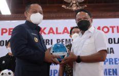 Menpora Kunjungi Kebumen, Ini Pesannya untuk Bupati Arif Sugiyanto - JPNN.com