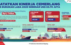 Sepanjang 2020 Pertamina International Shipping Bukukan Laba Sebesar USD 83,7 Juta - JPNN.com