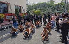 Belasan Preman di Medan Ditangkap - JPNN.com