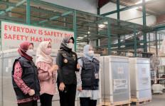 1 Juta Dosis Vaksin Sinopharm Pasokan Vaksinasi Gotong Royong Tiba, Bea Cukai Berikan Fasilitas - JPNN.com