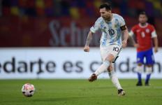 Gol dari Lionel Messi Gagal Bawa Argentina Kalahkan Chile - JPNN.com