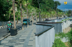 Melirik Wajah Baru Labuan Bajo dengan Barisan Trotoar Premium - JPNN.com