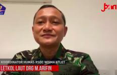 Penjelasan Letkol Arifin Soal Antrean di RSDC Wisma Atlet - JPNN.com