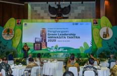 Menteri LHK: Penghargaan Green Leadership Nirwasita Tantra Bentuk Apresiasi Kepada Pimpinan Daerah - JPNN.com