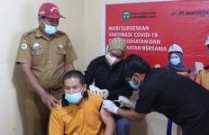 Masmindo Gelar Vaksinasi Kepada Seluruh Karyawan Site Awak Mas - JPNN.com