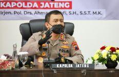 Tiba di Tegal, Irjen Ahmad Luthfi Langsung Sampaikan Warning kepada Kapolres - JPNN.com