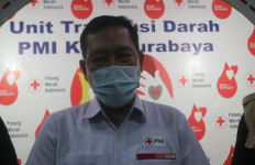 Duuuh, Stok Darah di PMI Kota Surabaya Menipis - JPNN.com