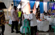 Pesta Pernikahan di Bekasi Didatangi Tim Gabungan, Lihat yang Terjadi - JPNN.com