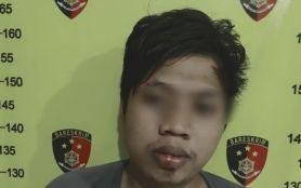 Colong Ponsel Penjaga Warkop, Sulaiman Dipergoki Seisi Warung, Salam Olahraga!- JPNN.com Jatim