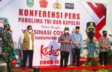 Datang ke Kudus, Panglima TNI Langsung Menyadur Ide Pak Ganjar - JPNN.com