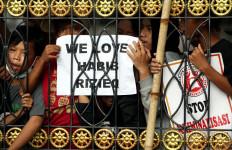 Gelar Imam Besar Dianggap Isapan Jempol, Habib Rizieq: Jangan Tantang Para Pencinta Saya - JPNN.com