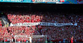 Tertinggal 0-1 dari Denmark, Belgia Malah Bertepuk Tangan pada Menit ke-10