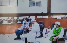 Habib Rizieq Sebut Isi Replik JPU Banyak Menghina, Tidak Berkualitas, Mengulangi Manipulasi Fakta - JPNN.com