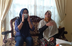 Tubuh Suami Terbelah Tiga di Perlintasan KA, Sang Istri Eka Marlistya Cerita Begini - JPNN.com