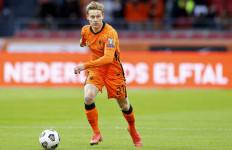 Belanda lolos ke 16 Besar EURO 2020, Frenkie de Jong: Ini Sempurna - JPNN.com