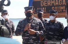 Laksamana Yudo Mengajak Pemuda di Perbatasan Bergabung dengan TNI AL - JPNN.com