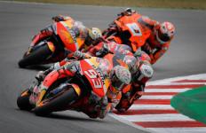 Si Raja Sachsenring Mengamuk di FP1 MotoGP Jerman - JPNN.com