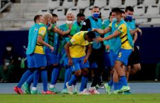 Lakukan Rotasi, Brasil Tetap Perkasa Atas Peru. Update Copa America 2021 - JPNN.com