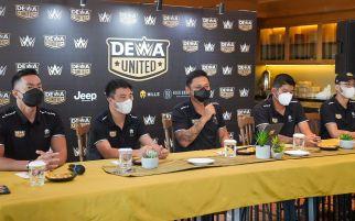 Kasus Covid-19 Meningkat, Grand Launching Dewa United Ditunda