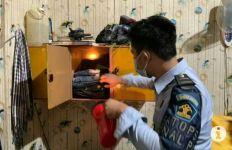 Razia Dadakan di Lapas Rajabasa, Lihat yang Ditemukan Petugas, Duh - JPNN.com