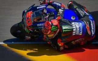 Penuh Kejutan, FP3 MotoGP Jerman Ketat, 4 Serigala jadi Korban