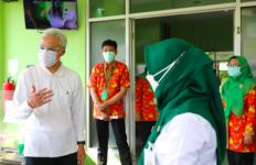 Pak Ganjar Fokus Pantau Demak - JPNN.com