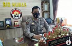 Tim Gabungan Polda Lampung Bergerak Cepat, 140 Orang Digulung - JPNN.com