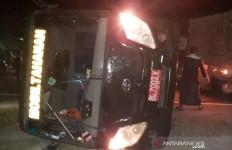 Mobil Tahanan Kejaksaan Terbalik, Begini Kondisi Korban - JPNN.com