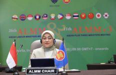 Ada Kabar Baik dari Menaker Ida Fauziyah soal Keanggotaan ILO - JPNN.com