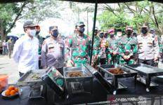 Tak Main-Main, Sebanyak 106 Personel Marinir Diterjunkan ke Bangkalan - JPNN.com