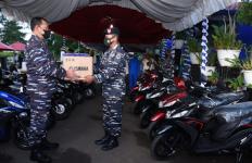 Kabar Gembira dari KSAL Buat Prajurit Berdedikasi Tinggi di Tual - JPNN.com