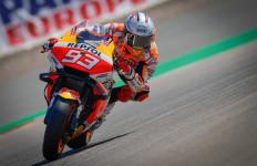 Sempat Mencekam di 10 Lap Terakhir, Marc Marquez Juara di MotoGP Jerman, Mengharukan - JPNN.com