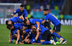Ternyata Ini Rahasia Italia Tampil Ganas di EURO 2020 - JPNN.com