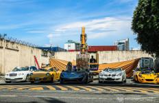 21 Mobil Mewah Dihancurkan, Ada yang Merasa Heran - JPNN.com